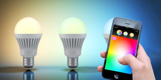 Sản phẩm và giải pháp chiếu sáng thông minh
